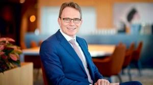 Former BHP CEO Andrew Mackenzie