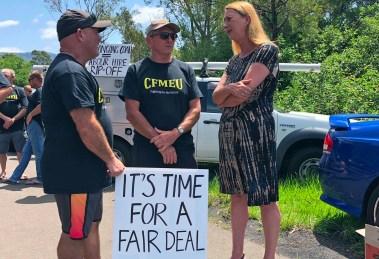 CFMEU fair deal