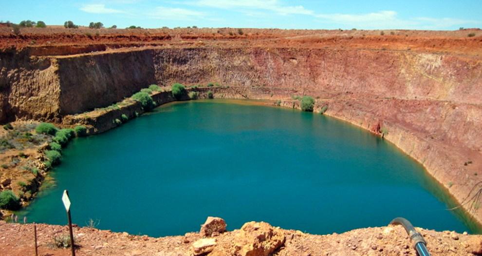 Gidgee Gold Mine