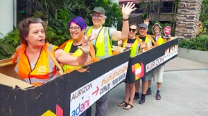 Stop Adani at Aurizon