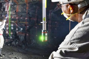 Anglo American underground mine