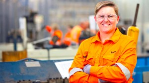 BHP Operations Services worker