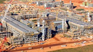 Chevron Australia Gorgon Project