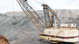 Gregory Crinum Coal Mine