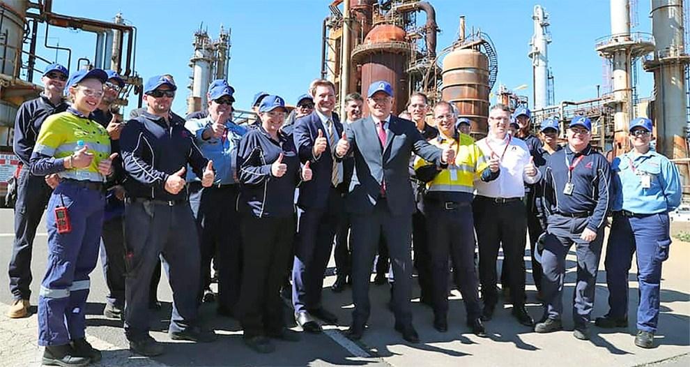 Ampol Lytton Refinery