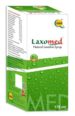 Laxomed-Natural Laxative Syrup