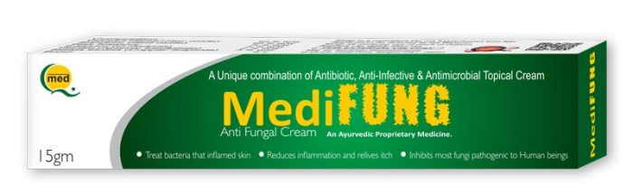 Medifung - Anti Fungal Cream