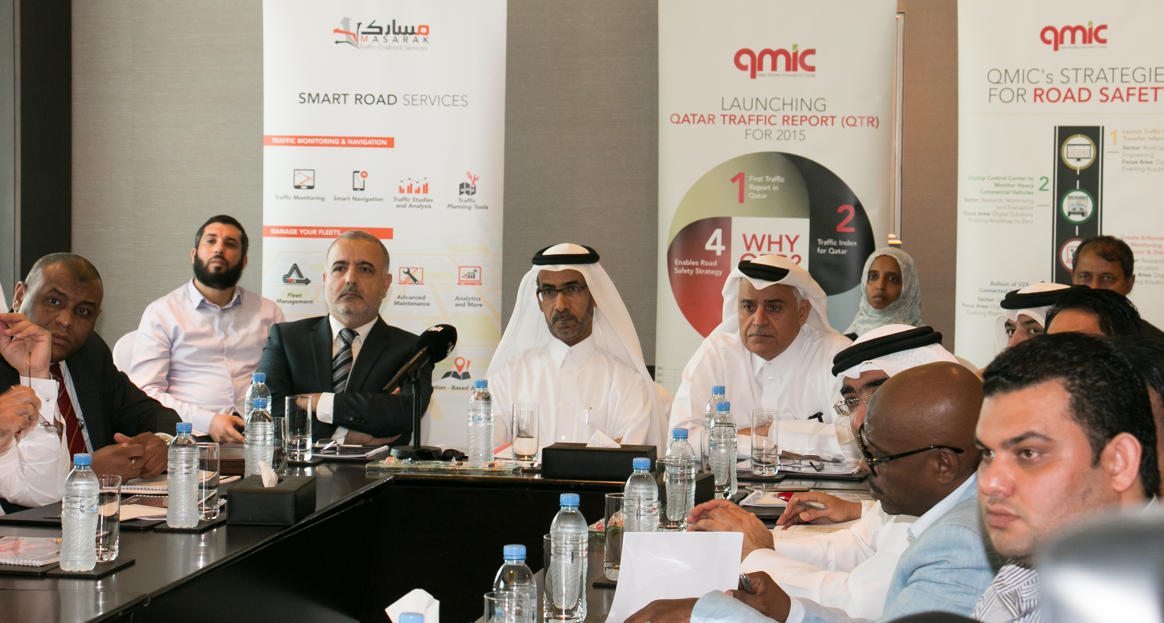 qatar airways wheelchair assistance dining room sets with wingback chairs qmic launches the first traffic report insightful