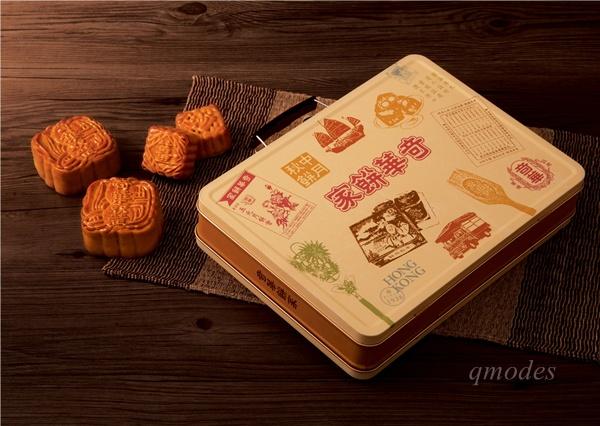奇華「齊分享.送祝福」贈月餅