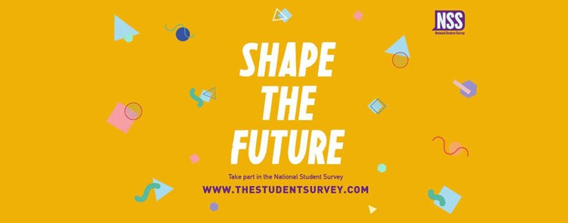 Attention Final Year Students – The National Student Survey is open for 2018