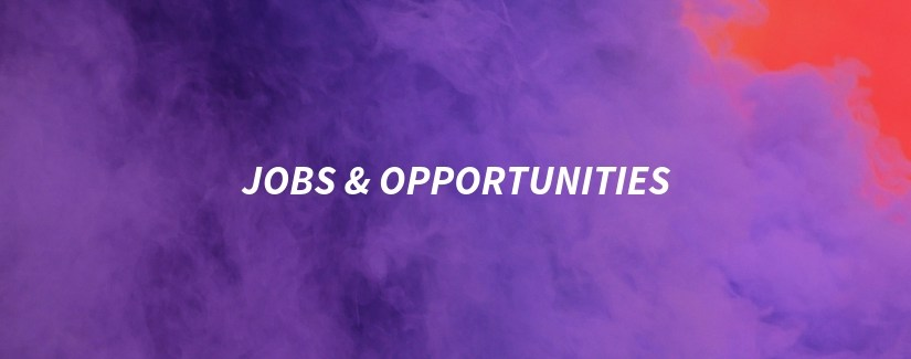 Jobs and Opportunities Digest – April 2019