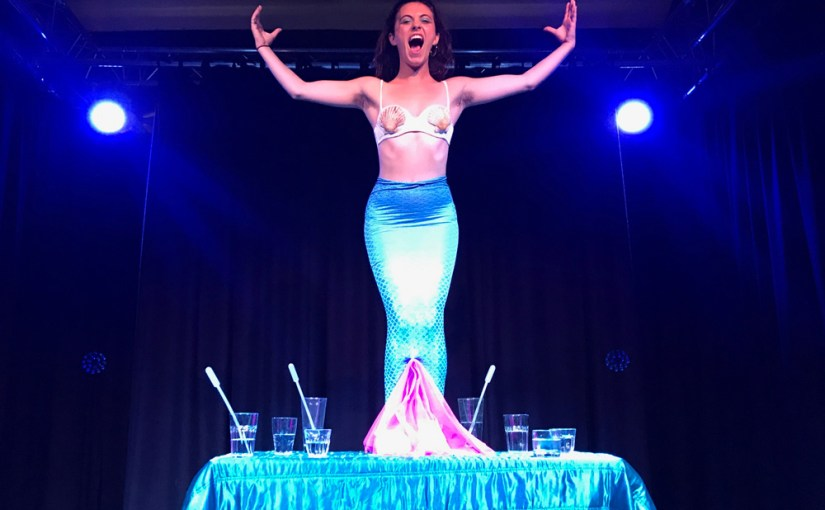 Drama Graduate Eloina Haynes presents two new shows: FISH DON'T BLEED and PORN FLAKES