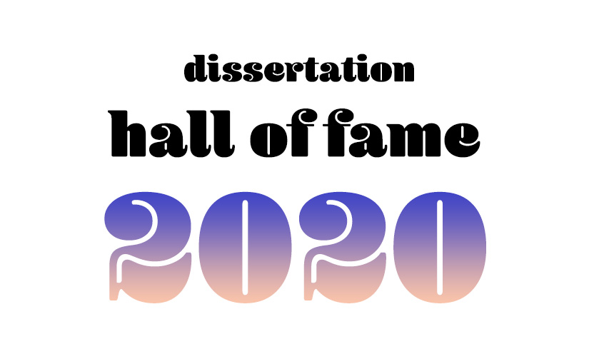 SED Final Years: Dissertation Hall of Fame – Win £25 Love2Shop Voucher with your Selfie or MEME #SEDHallofFame