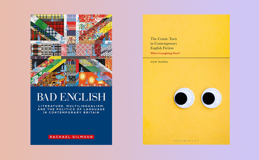 New books published by Rachael Gilmour and Huw Marsh
