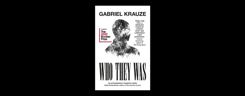 Queen Mary English Alumnus Gabriel Krauze's novel 'Who They Was' longlisted for Booker Prize 2020