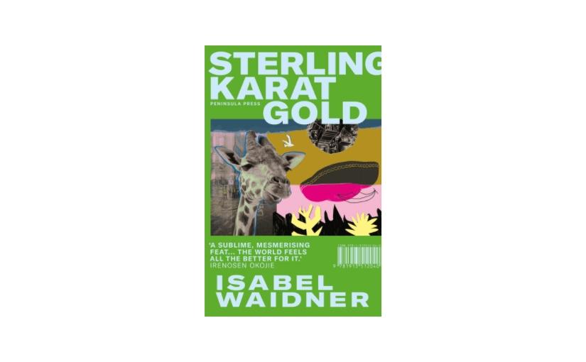 Isabel Waidner (Creative Writing) shortlisted for Goldsmiths Prize 2021