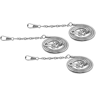 Hero's Pride Traditional Whistle Chain Value Pack