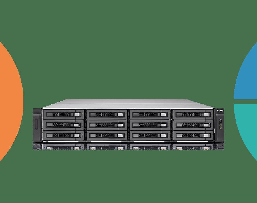 Qnap TES-1885U-D1531-32G (By Request)