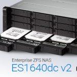 QNAPのEnterprise ZFS NASがWindows Server 2016で認定されました
