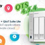新しいQTS 4.3.4およびQIoT Suite Liteを搭載した安価なARMベースのQNAP NASでIoTアプリケーションを展開