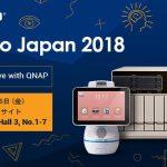 QNAP、AI EXPO 2018で全力投球のNASとAIソリューションを展示