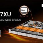 QNAP、AMD Ryzenプロセッサ、SSDキャッシング、最適なストレージ効率のための階層化ストレージを特長とする初の1Uハイブリッド構造NASのTS-977XUを発表