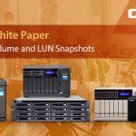QNAPスナップショットのホワイトペーパー:バックアップと復元時間を最適化する差分バックアップソリューション
