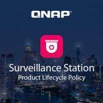QNAPは、Surveillance Stationのライフサイクルポリシーを発表
