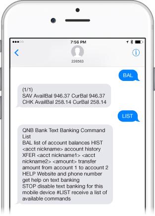 Qnb Text Qnb Bank