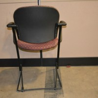 Steelcase Ally Stacking Side Arm Chairs