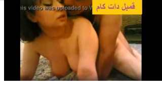 کوس دادن خفن و داغ زن هلو ایرانی