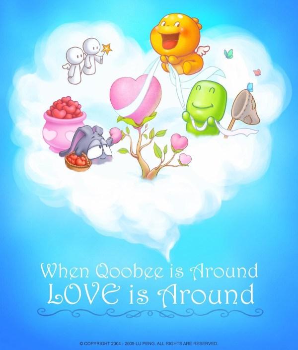 QOOBEE & Friends Harvesting Hearts