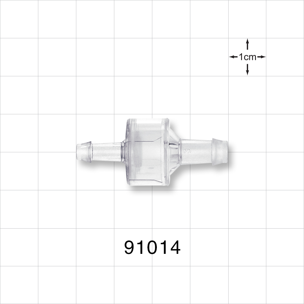 medium resolution of high flow check valve barbed 91014