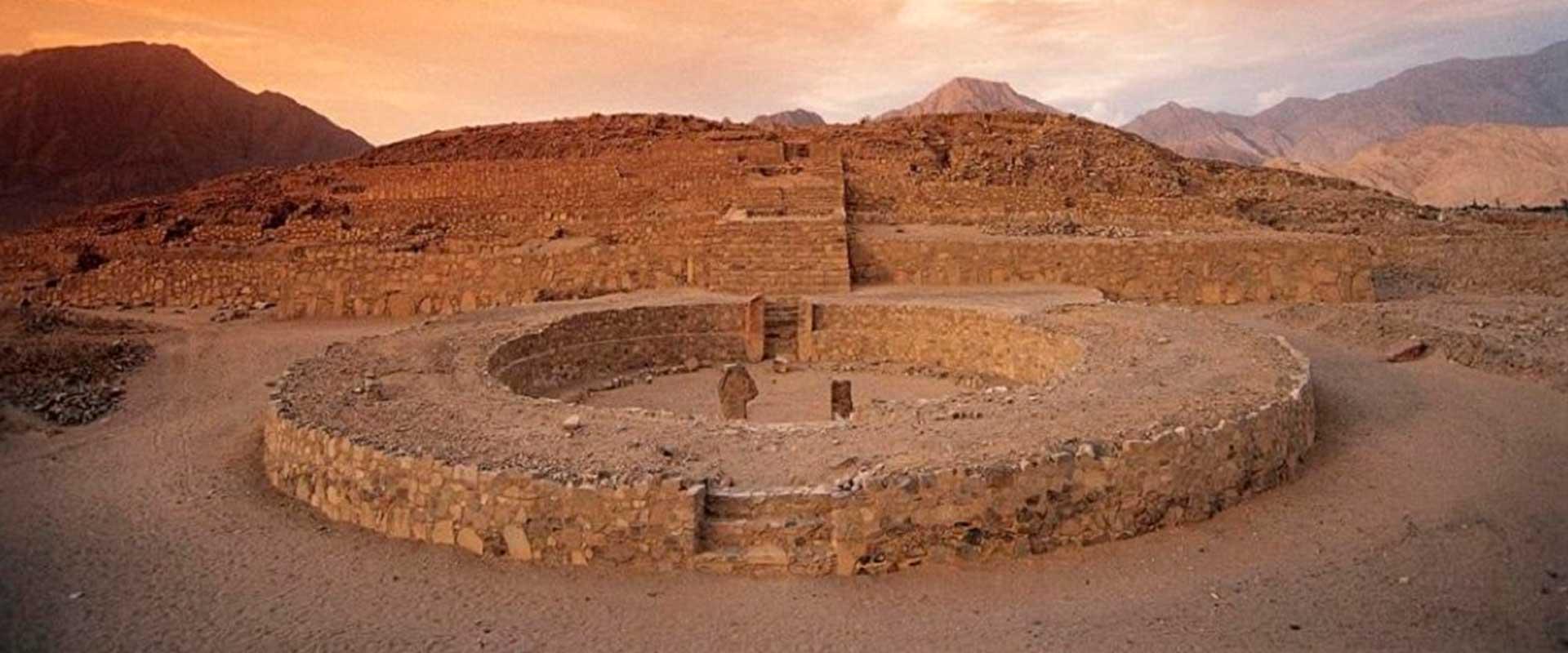 Caral Peru Lima Tours