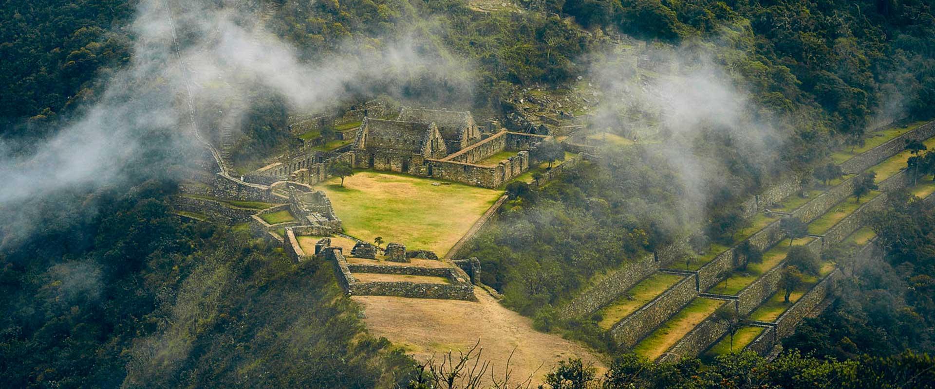 Choquequirao Trek to Machu Picchu