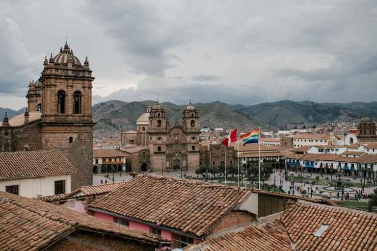 QosqoExpeditions - City Tour Cusco: Sacsayhuamán, Qenqo, Qorikancha and Cathedral Basilica