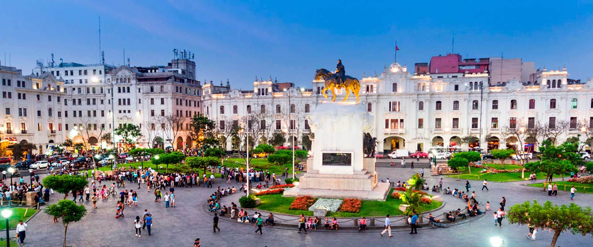 Lima Day Tour Full Day
