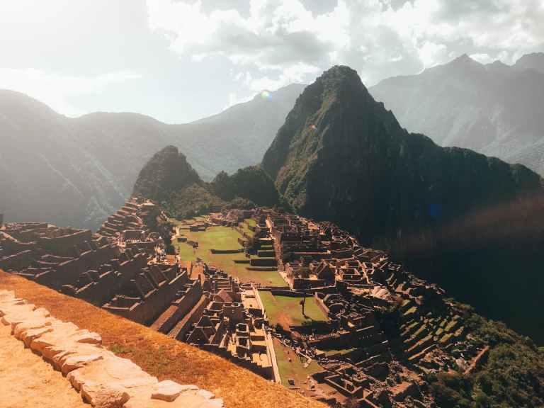 QosqoExpeditions - Lares Trek to Machu Picchu
