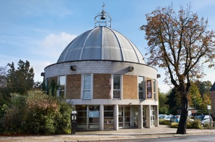 Husting venue - St Anne's and St Andrew's church, 125 Salusbury Road, NW6 6RG