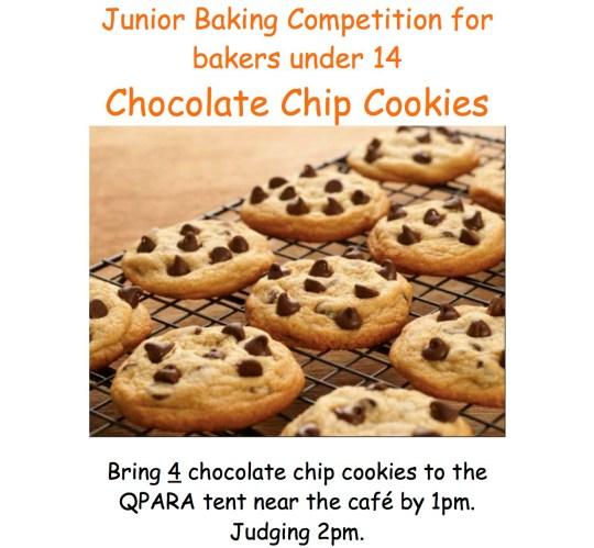 Queen's Park Day  cookies