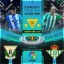 Leganes Vs Real Betis