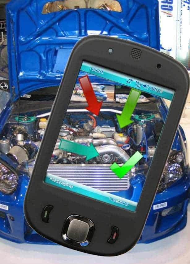 Augmented reality app helps everyday people with car repairs