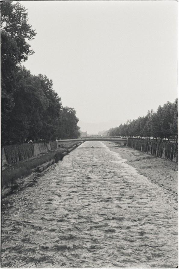 Puente Pio Nono, Santiago, Chile, 1988