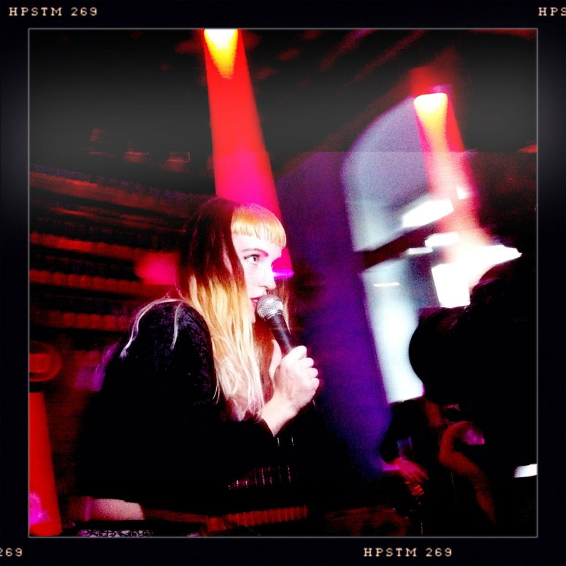Selina Gin, vocals