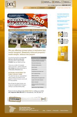 DCC-Bargain six bedroom villas, Orlando, Florida