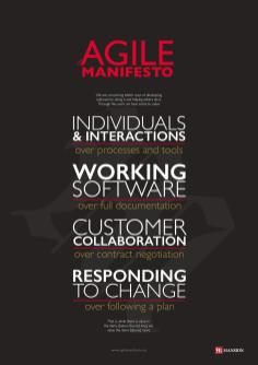 Agile Manifesto 1