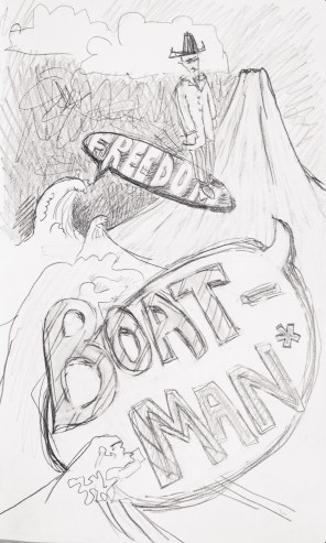 The Boatman of Freedom