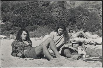 Tough life, Cachagua, Chile, 1988