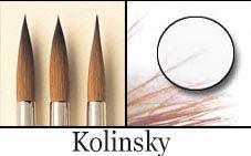 Pinceles Kolinsky