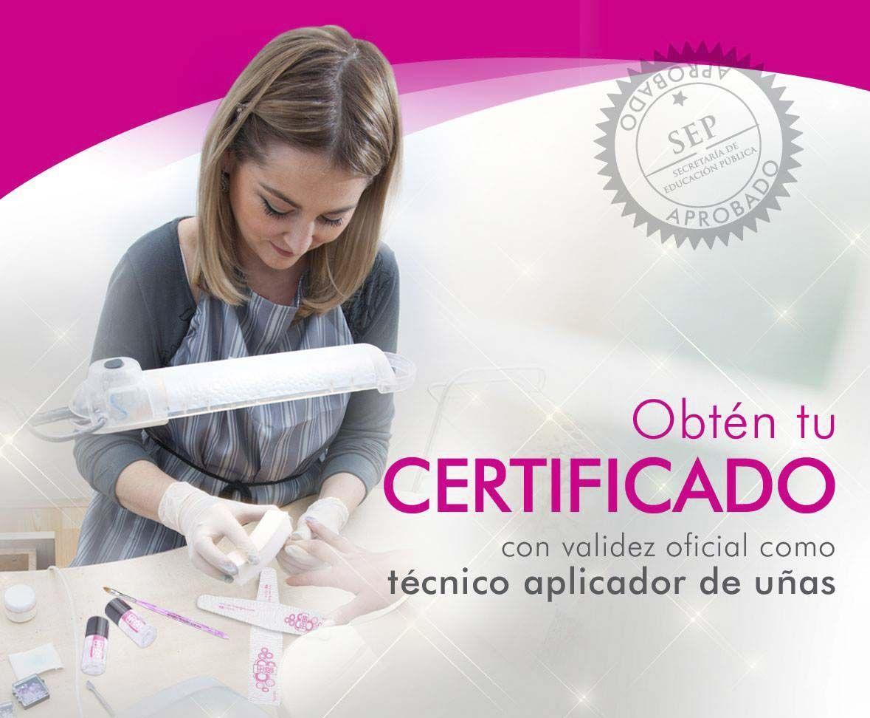 Obten tu Certificado